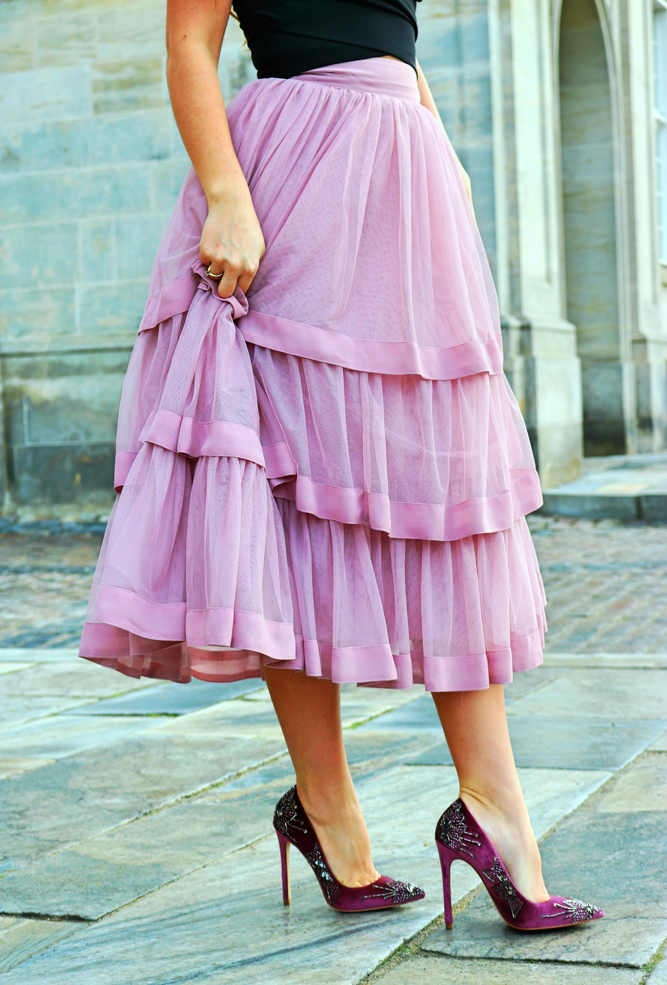 carrie bradshaw skirt